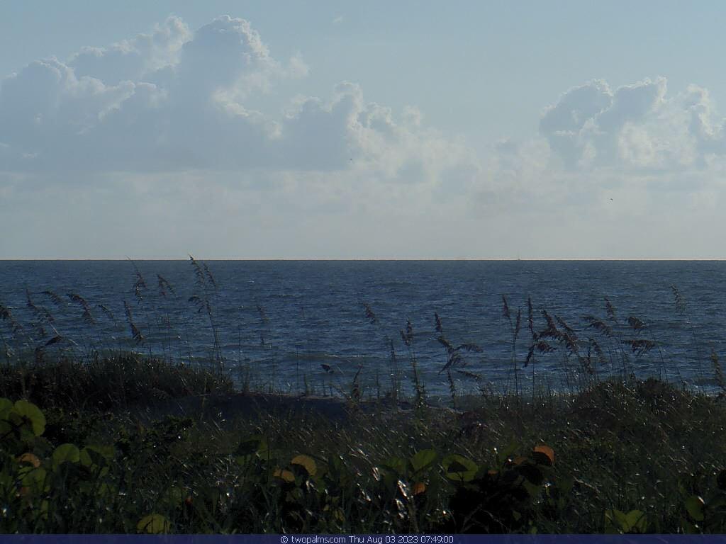 webcam cape canaveral florida vista del mare. Black Bedroom Furniture Sets. Home Design Ideas