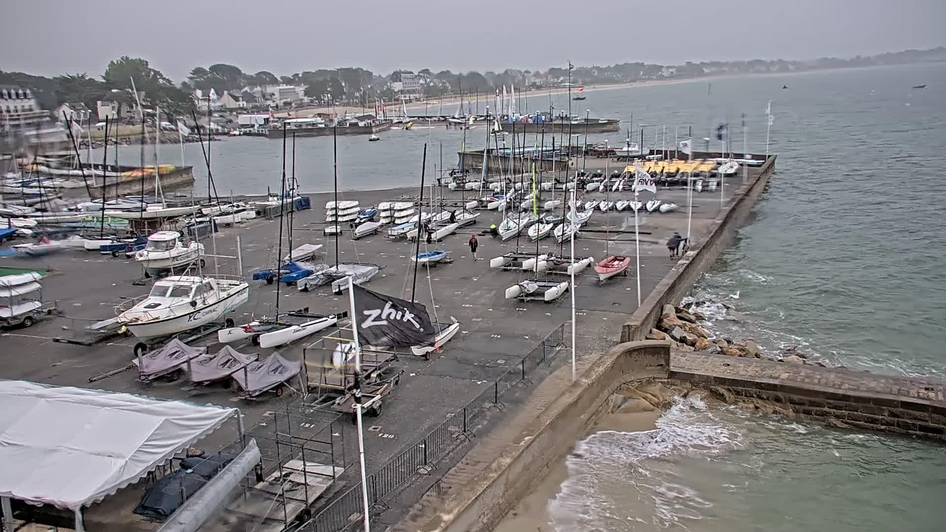 carnac plage webcam temse