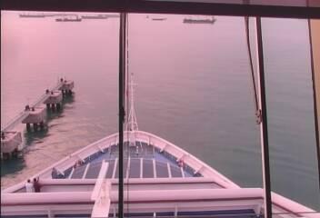 Live Webcam Carnival Splendor View From The Bridge