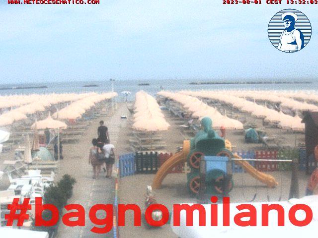 Webcam cesenatico webcam bagno milano - Bagno italia cesenatico ...