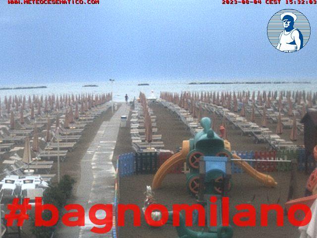 Beautiful Bagni Milano Cesenatico Contemporary - New Home Design ...