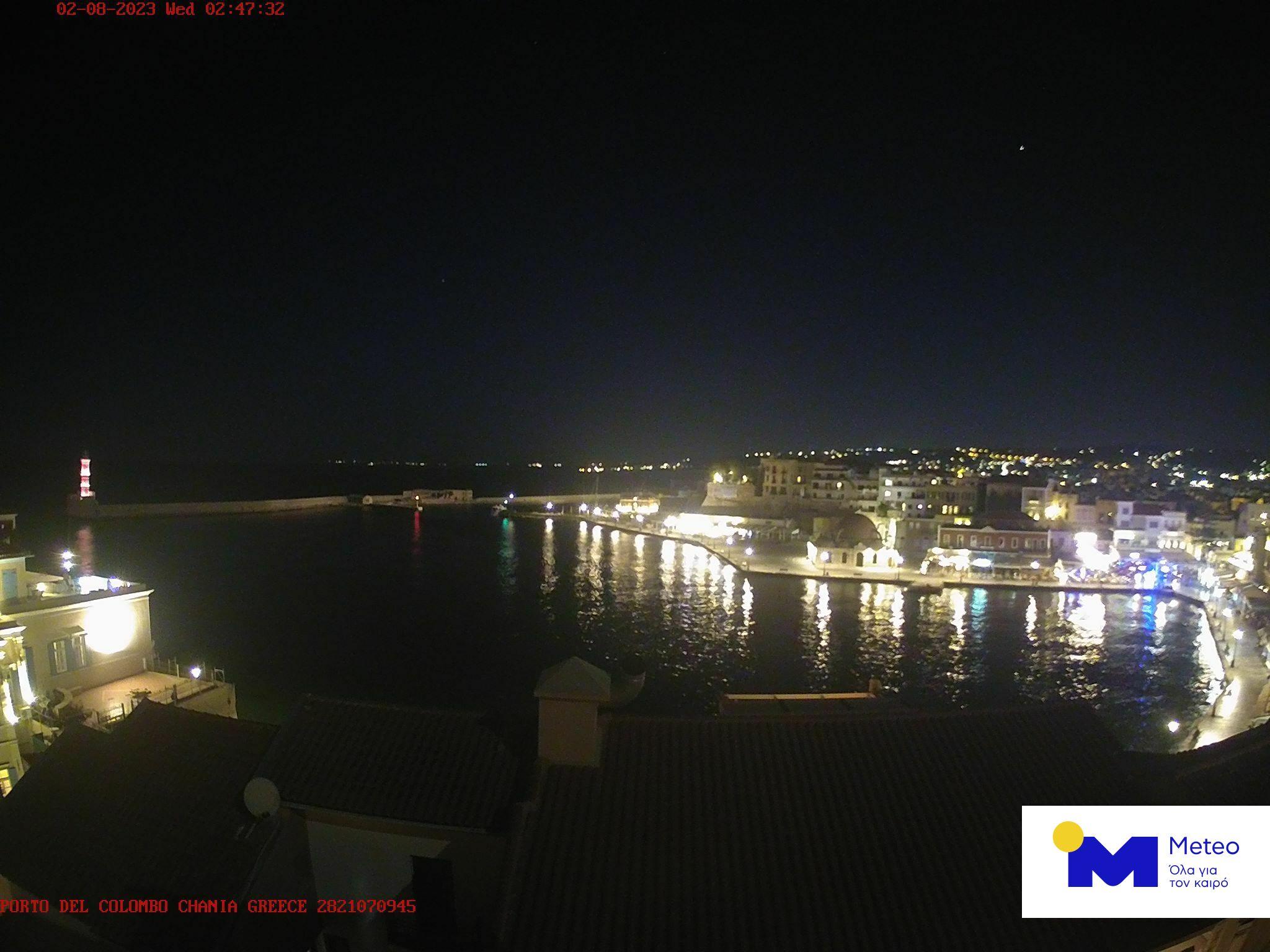 Chania (Crete) Mon. 02:51