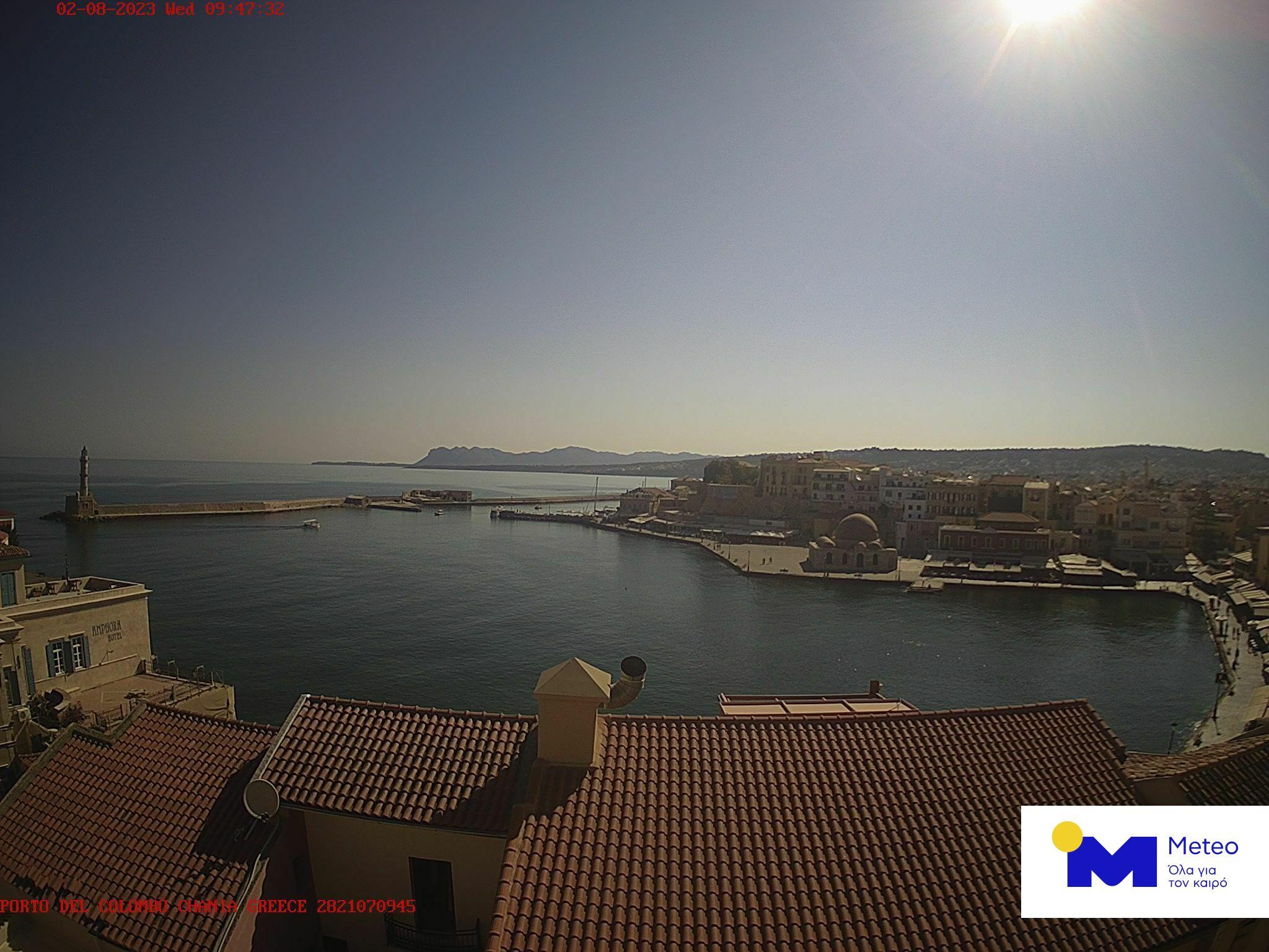Chania (Crete) Mon. 09:51