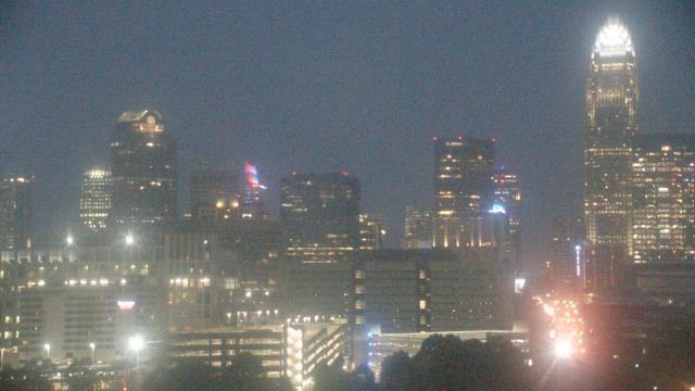 Charlotte, North Carolina Thu. 06:15
