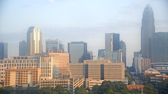 Charlotte, North Carolina Thu. 07:15