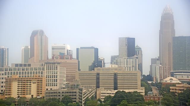Charlotte, North Carolina Thu. 10:15