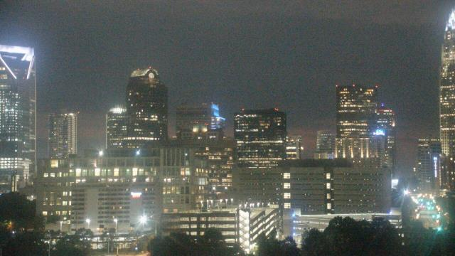 Charlotte, North Carolina Wed. 21:15