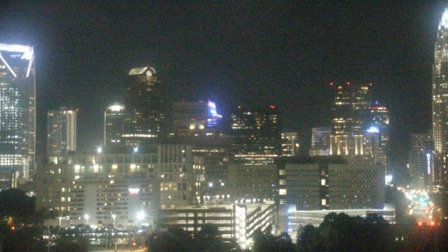 Charlotte, North Carolina Wed. 22:15
