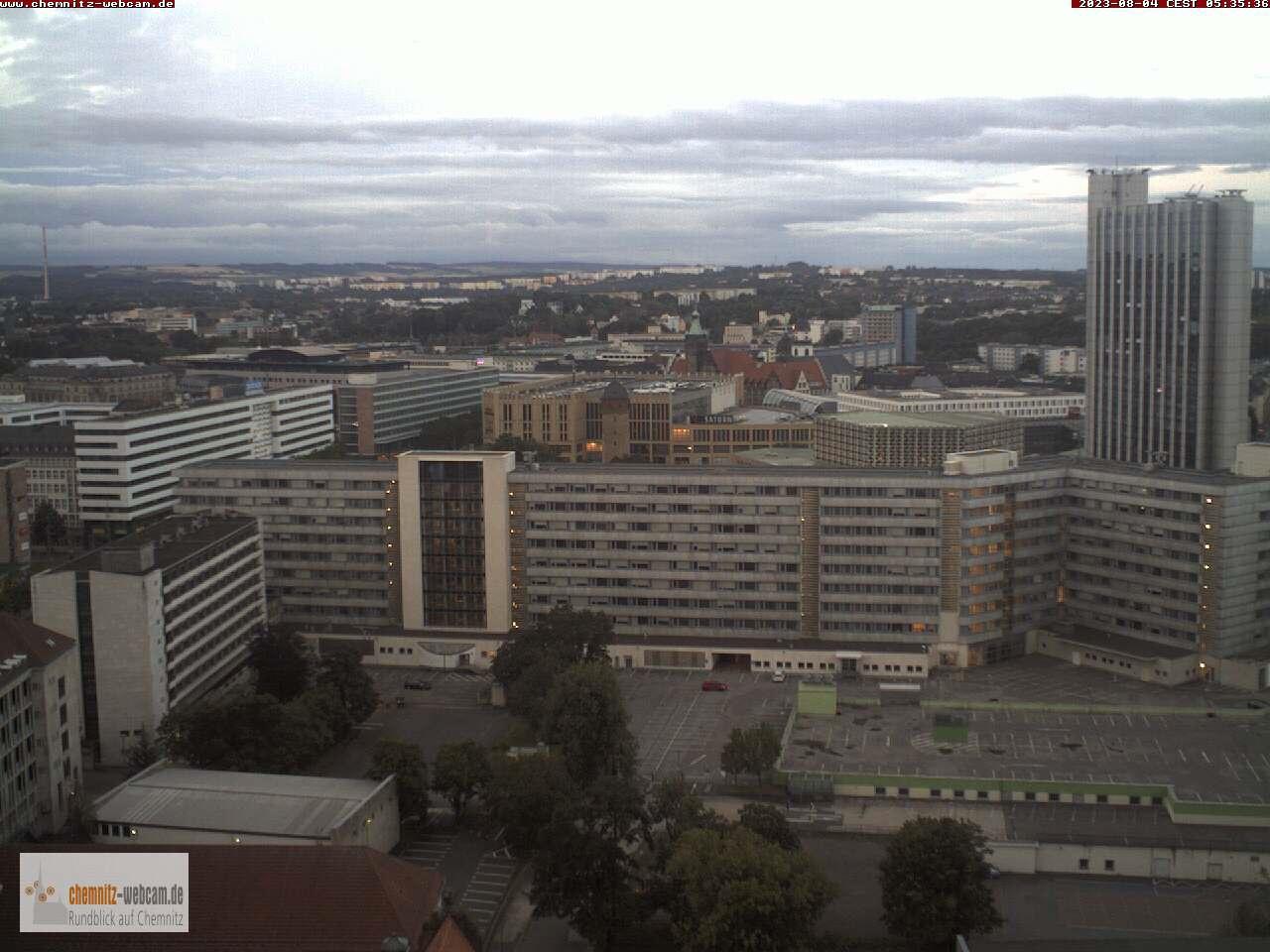 Chemnitz Sat. 05:45