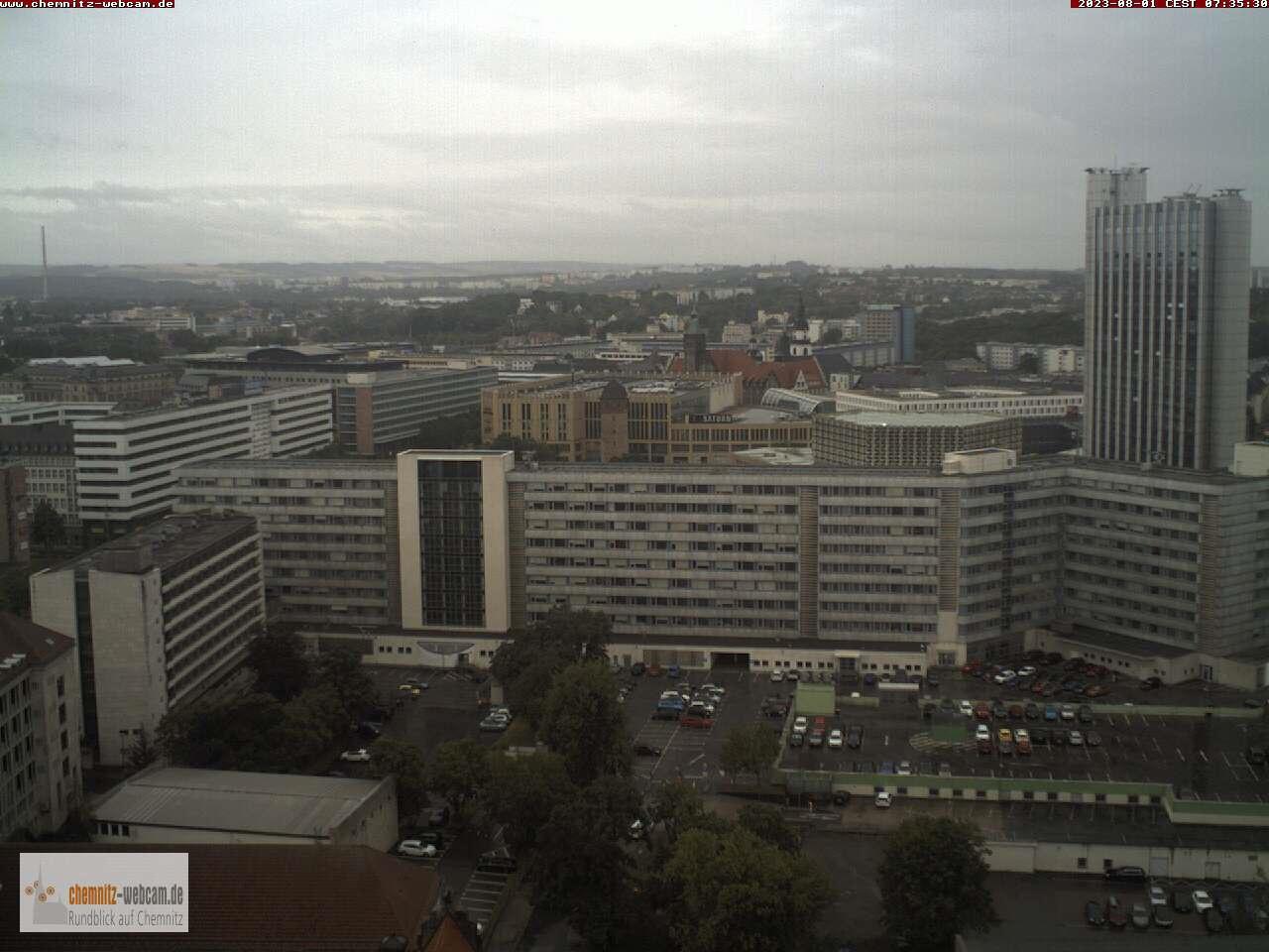 Chemnitz Sat. 07:45