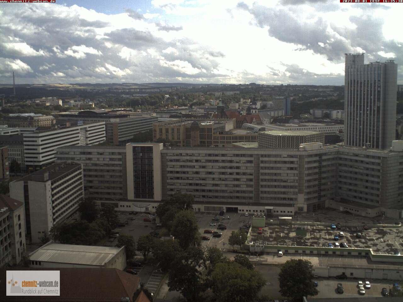 Chemnitz Sat. 16:45