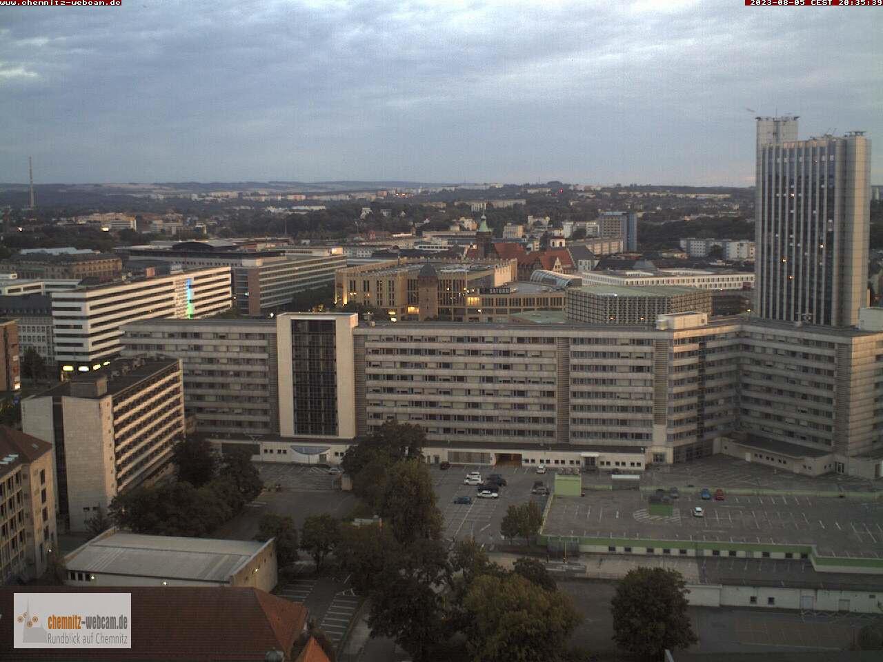 Chemnitz Sat. 21:45