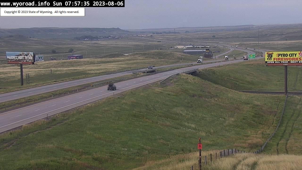 Cheyenne, Wyoming Sun. 08:03