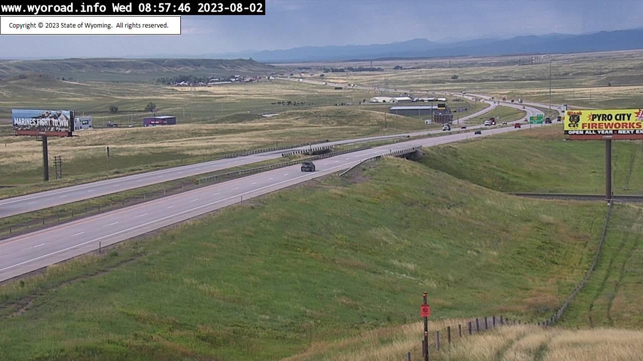 Cheyenne, Wyoming Sun. 09:03