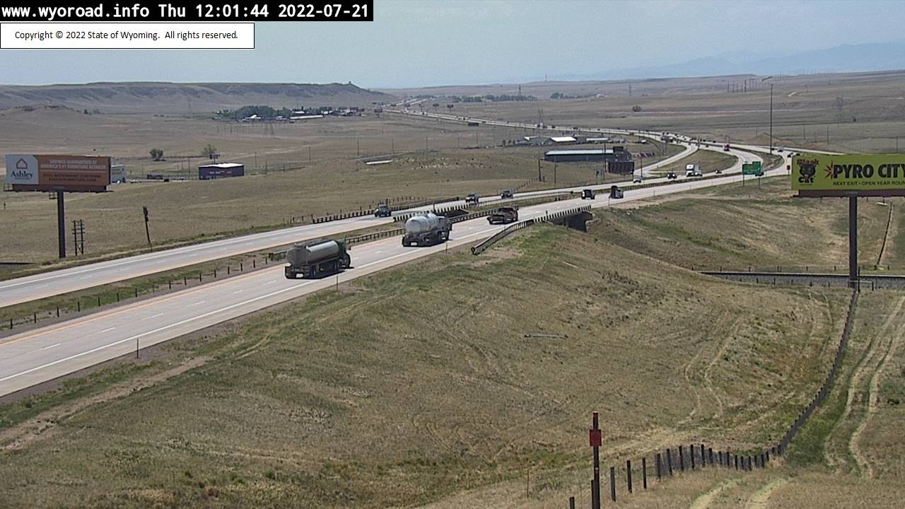 Cheyenne, Wyoming Sun. 12:03