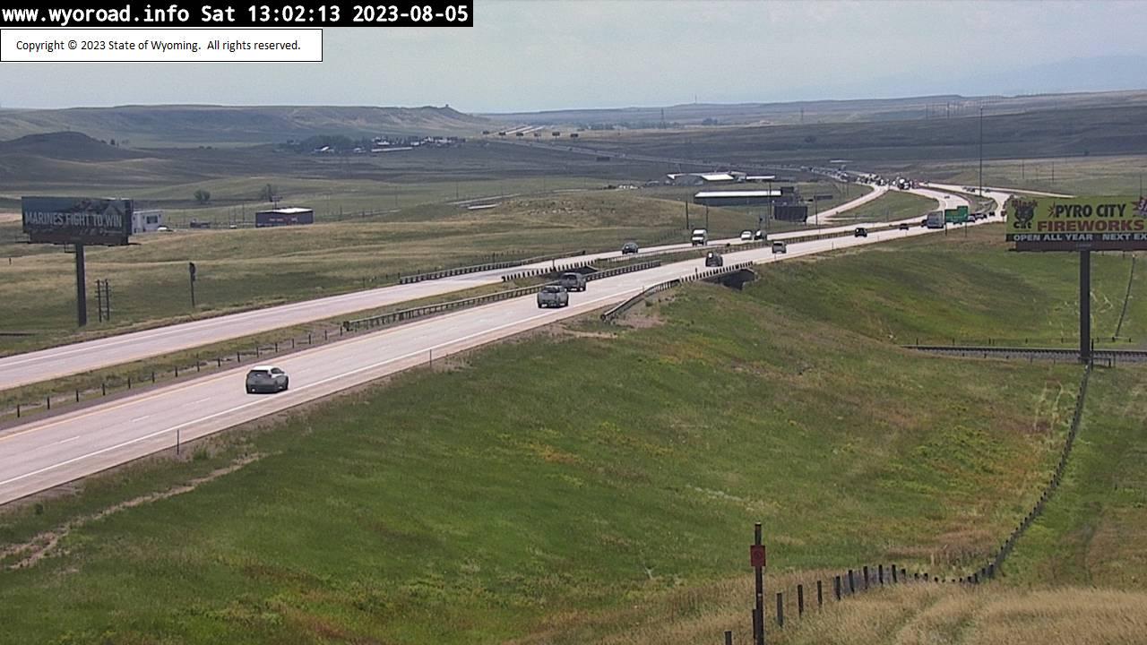 Cheyenne, Wyoming Sun. 13:03