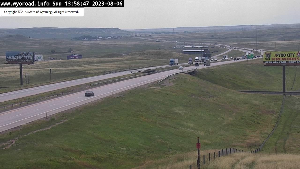 Cheyenne, Wyoming Sun. 14:03