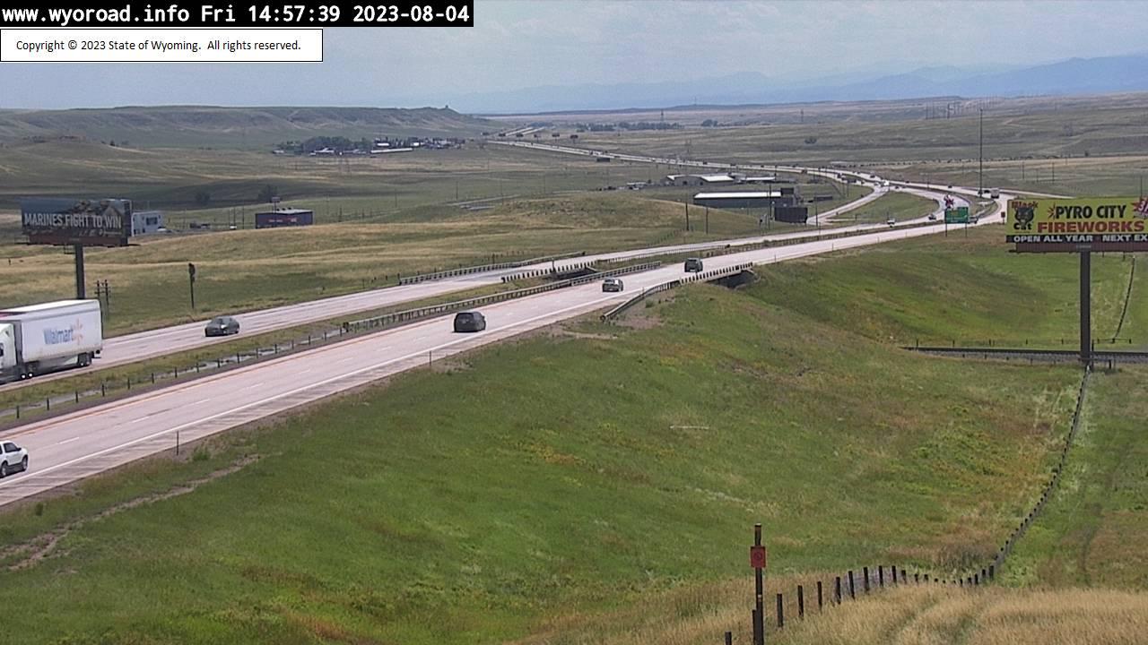 Cheyenne, Wyoming Sun. 15:03