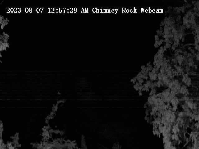 Chimney Rock, North Carolina Sat. 01:57