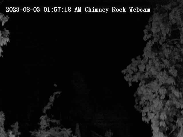 Chimney Rock, North Carolina Sat. 02:57
