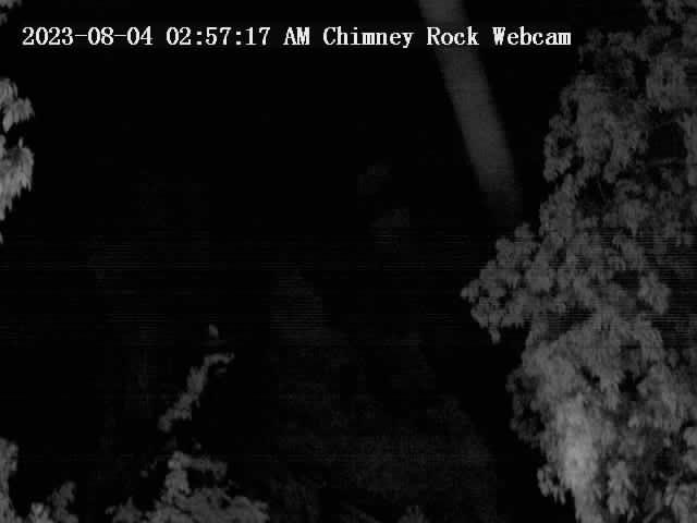 Chimney Rock, North Carolina Sat. 03:57