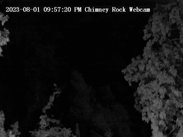 Chimney Rock, North Carolina Fri. 22:57