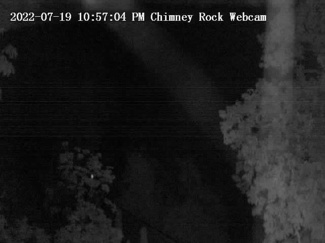Chimney Rock, North Carolina Fri. 23:57
