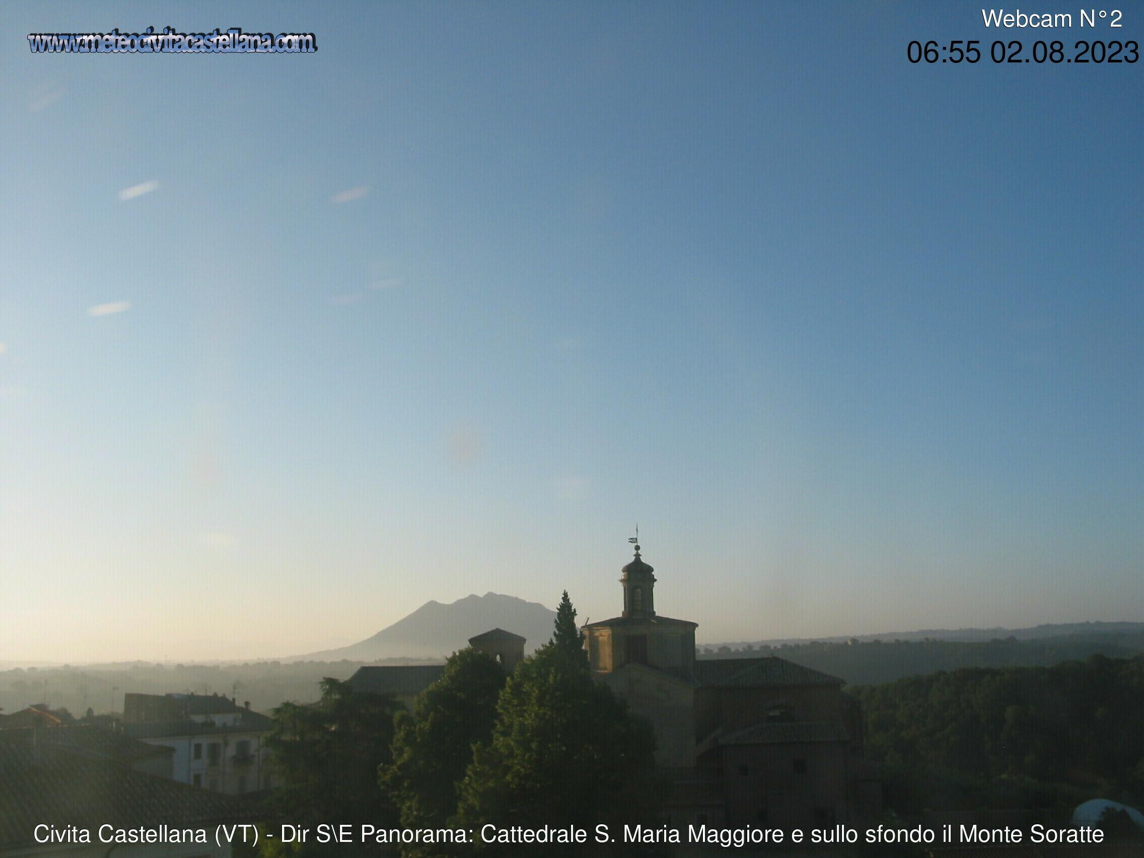 Civita Castellana Fri. 06:58