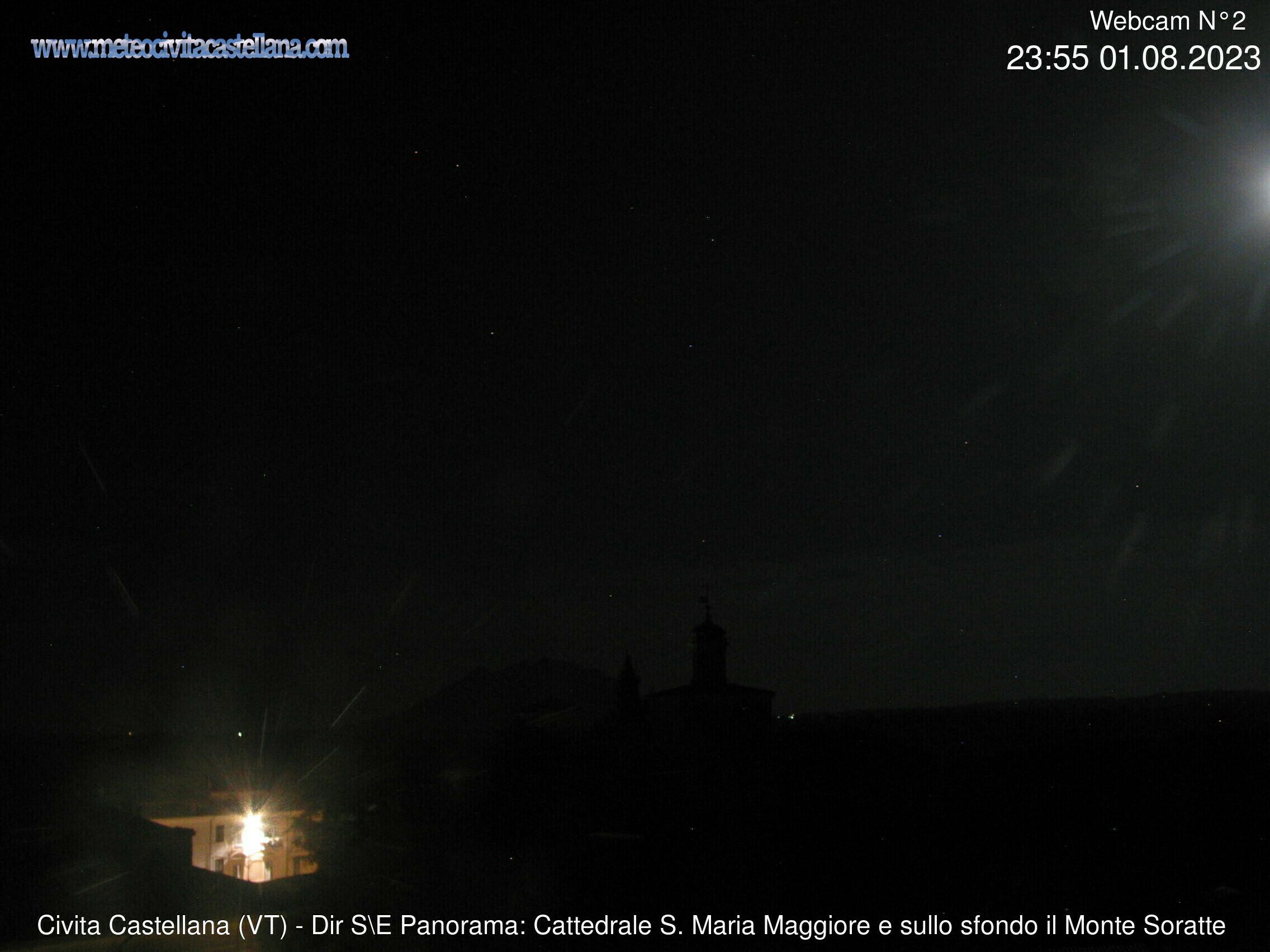 Civita Castellana Fri. 23:58