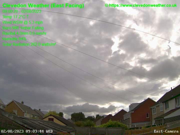 Clevedon Thu. 09:00