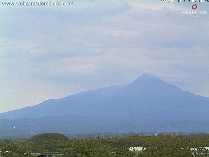 Colima Wed. 07:22