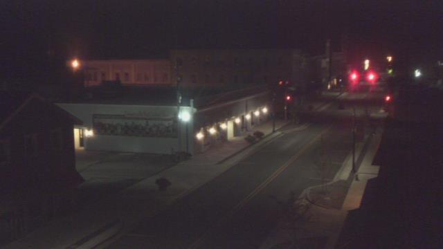 Connersville, Indiana Gio. 00:01