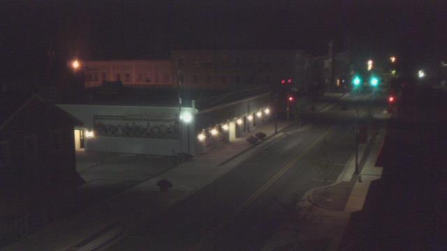Connersville, Indiana Gio. 02:01