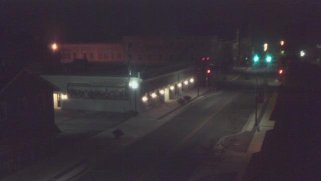 Connersville, Indiana Gio. 03:01