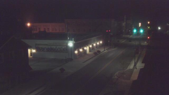 Connersville, Indiana Gio. 05:01