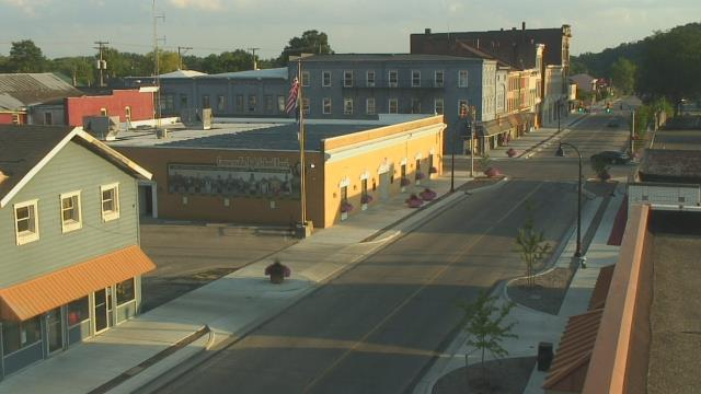 Connersville, Indiana Mer. 20:01
