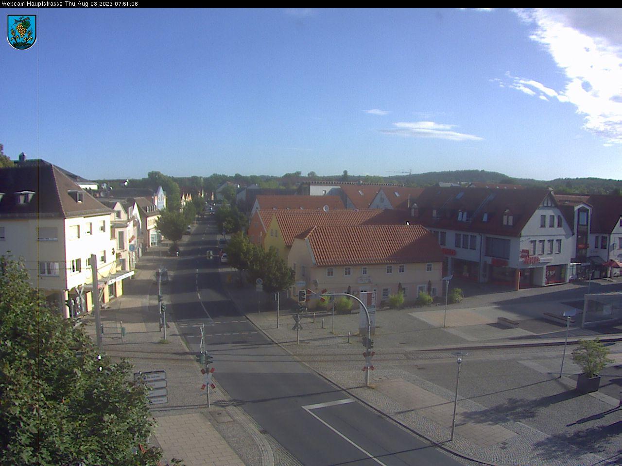 Coswig (Sassonia) Mer. 07:51