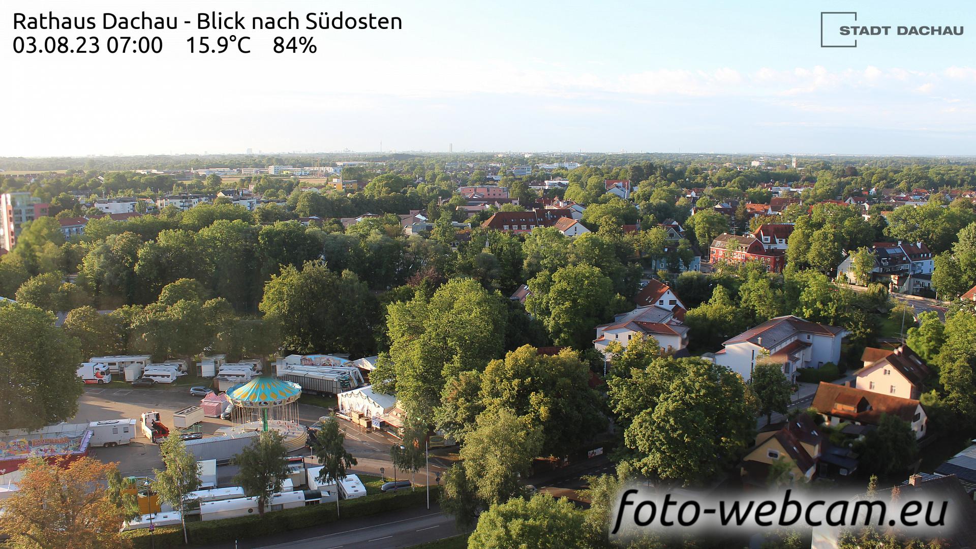 Dachau Tue. 07:09
