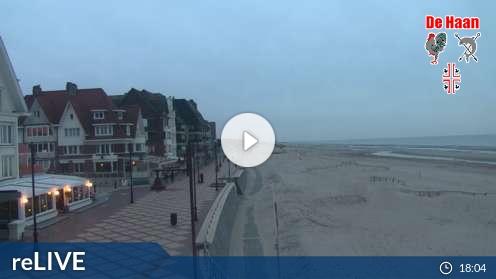 Webcam De Haan Belgien