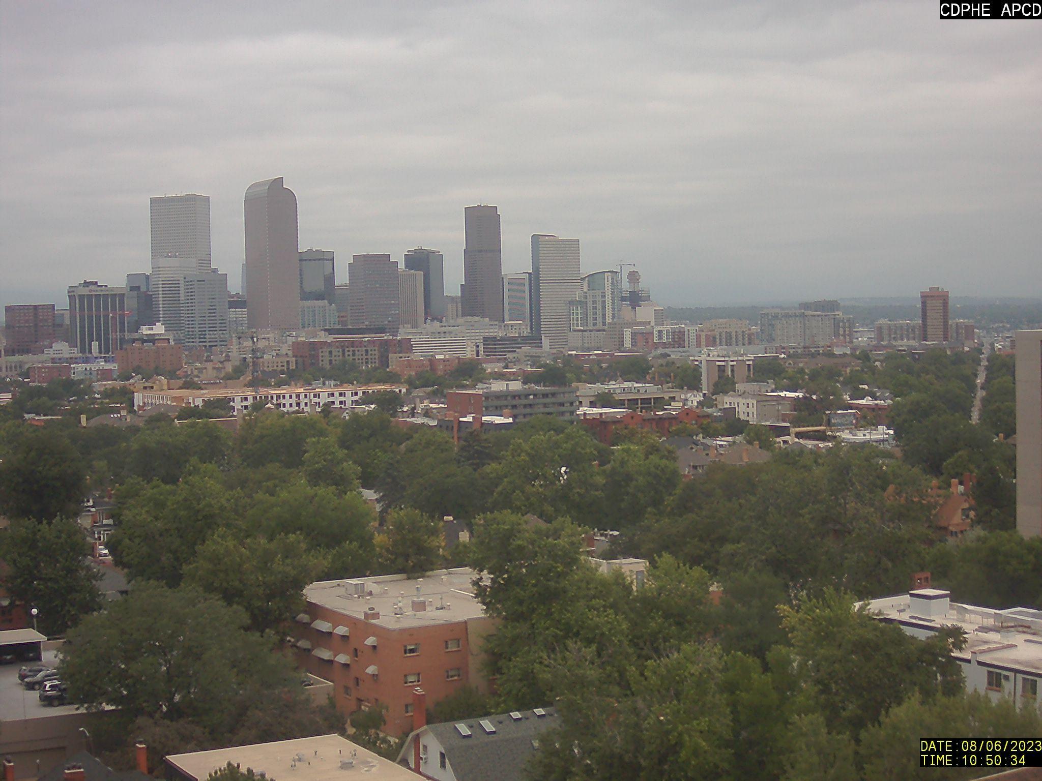 Uhrzeit Denver
