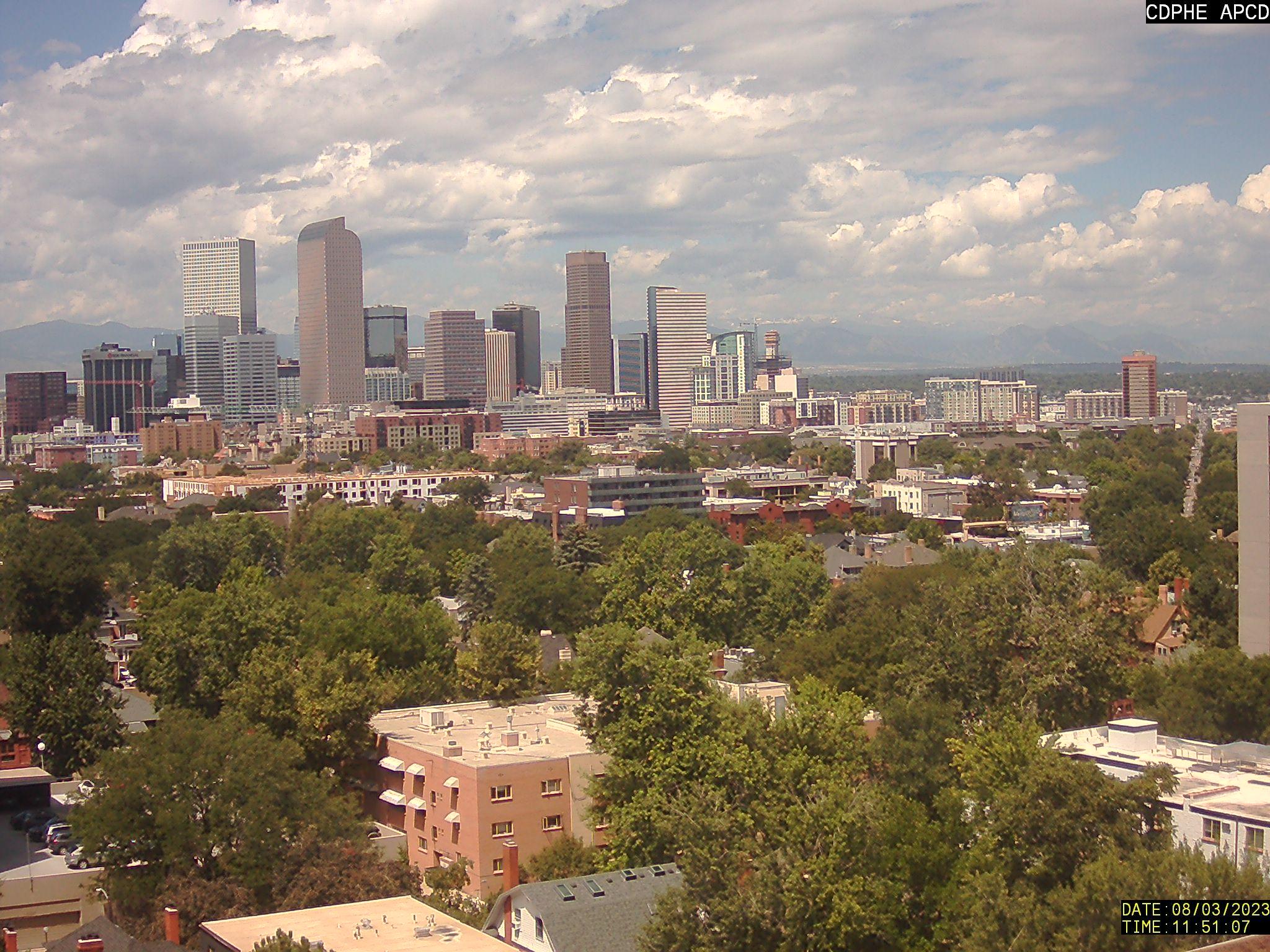 Denver Zeitzone