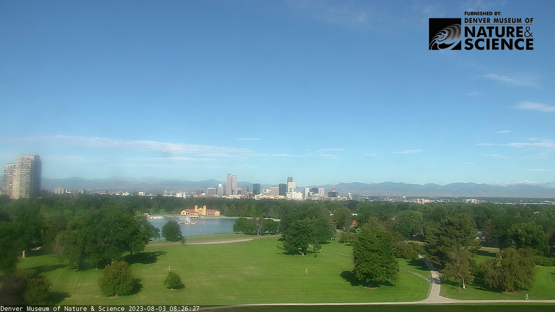 Denver, Colorado Sun. 08:29