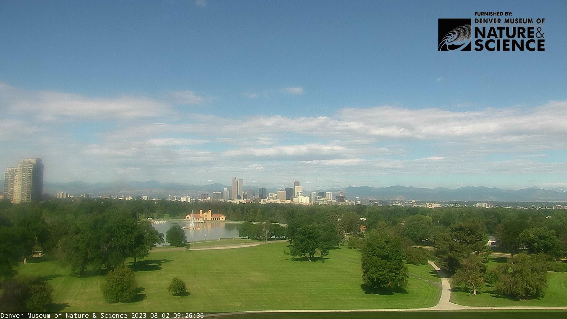 Denver, Colorado Sun. 09:29