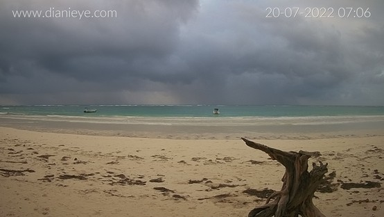 Diani Beach Tue. 07:16