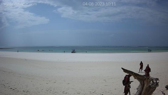 Diani Beach Tue. 10:16