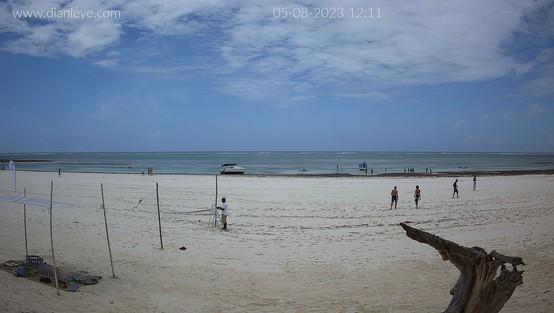 Diani Beach Tue. 12:16