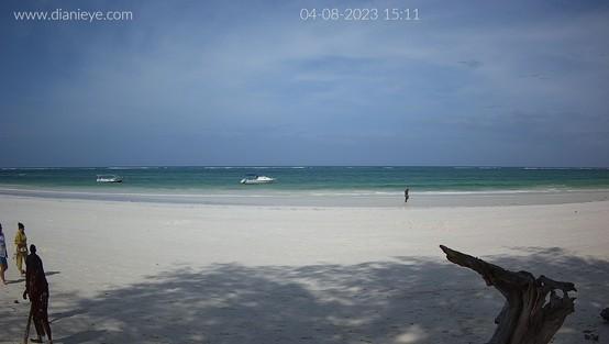 Diani Beach Tue. 15:16