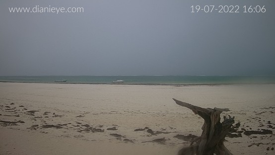 Diani Beach Tue. 16:16