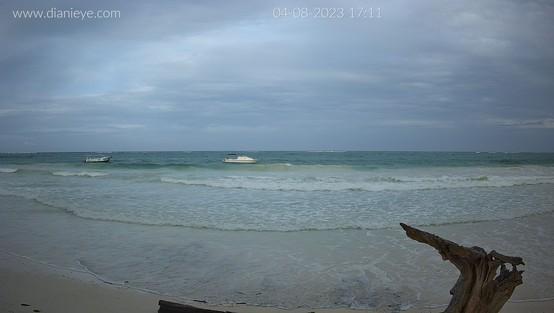 Diani Beach Tue. 17:16