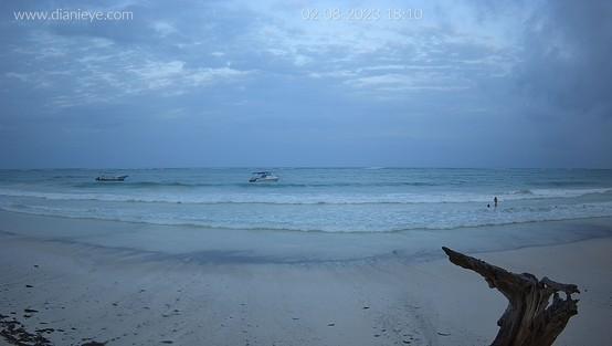 Diani Beach Tue. 18:16